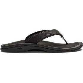 OluKai W's Ohana Sandals Black / Black